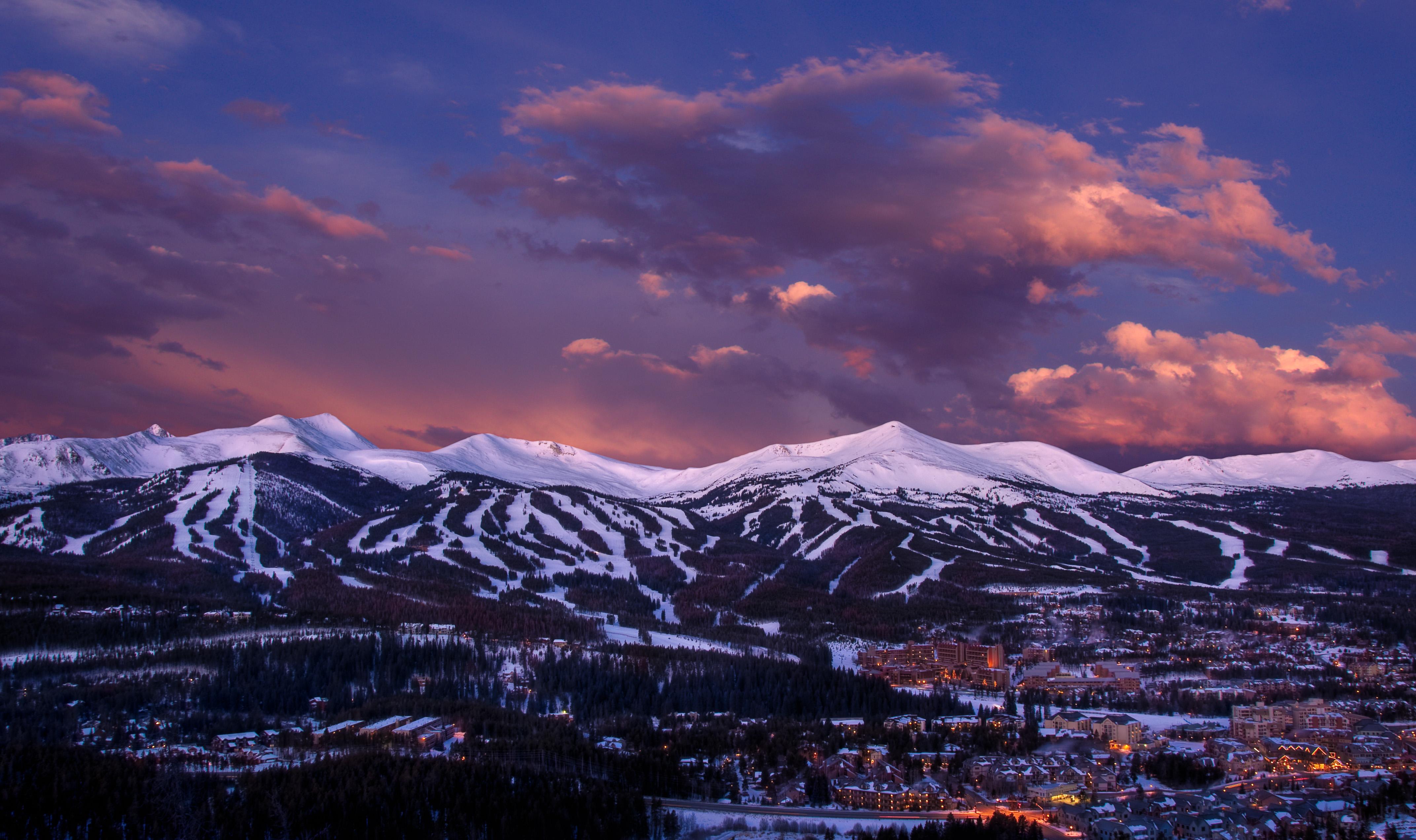 Breckenridge - Photo By Jeff Andrew.