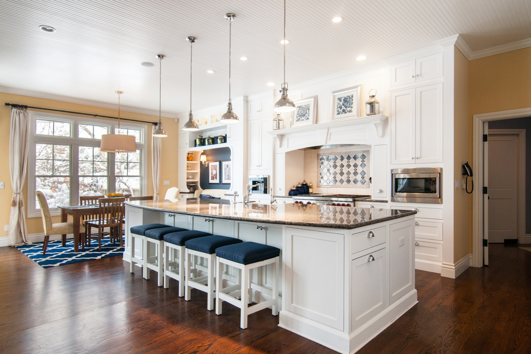 Sold in April, 2015 — 5867 Southmoor Lane, listed at $1,750,000 by LIV Sotheby's International Realty