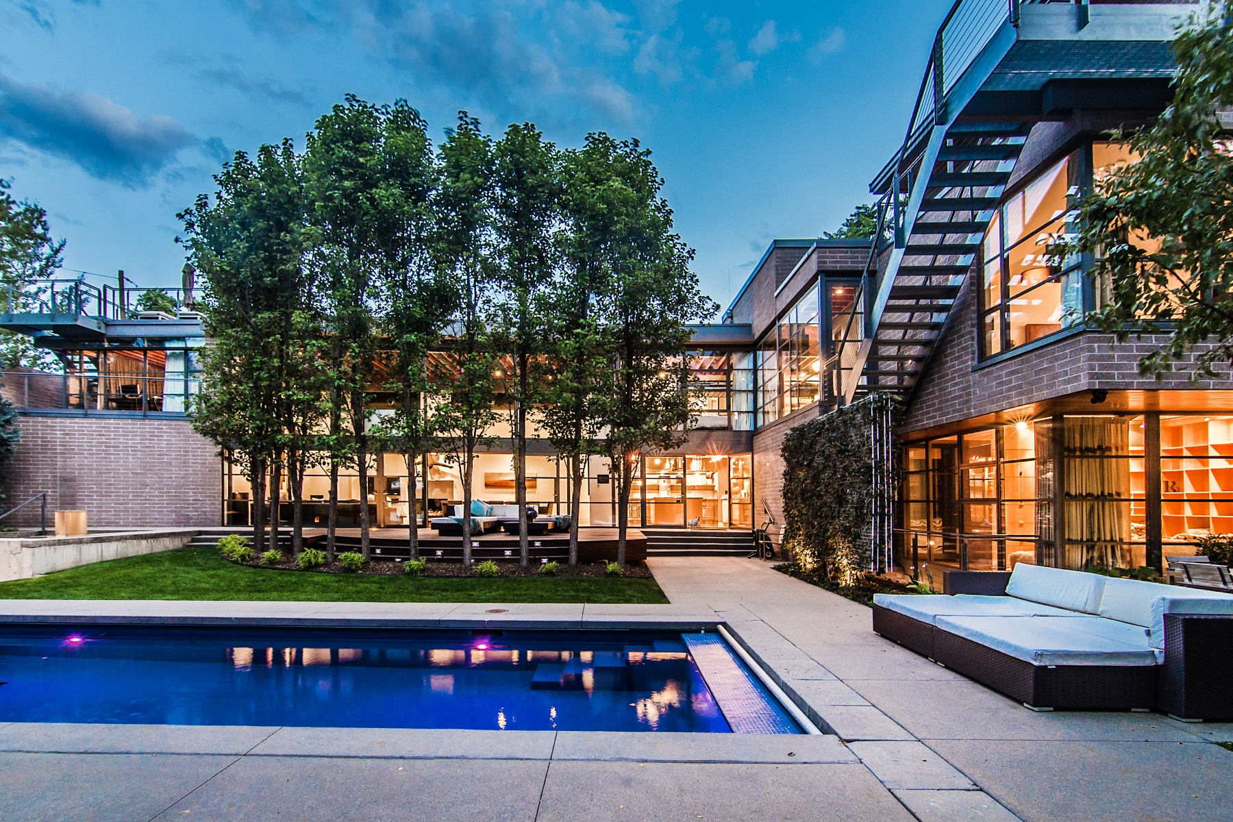 100 S. Marion Parkway listed by Wolfe Group of LIV Sotheby's International Realty.