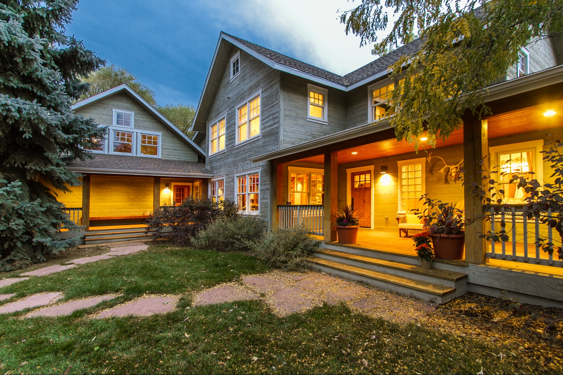 Pictured: 2035 95th Street, Boulder, CO. Listed by LIV Sotheby's International Realty for 3,125,000.