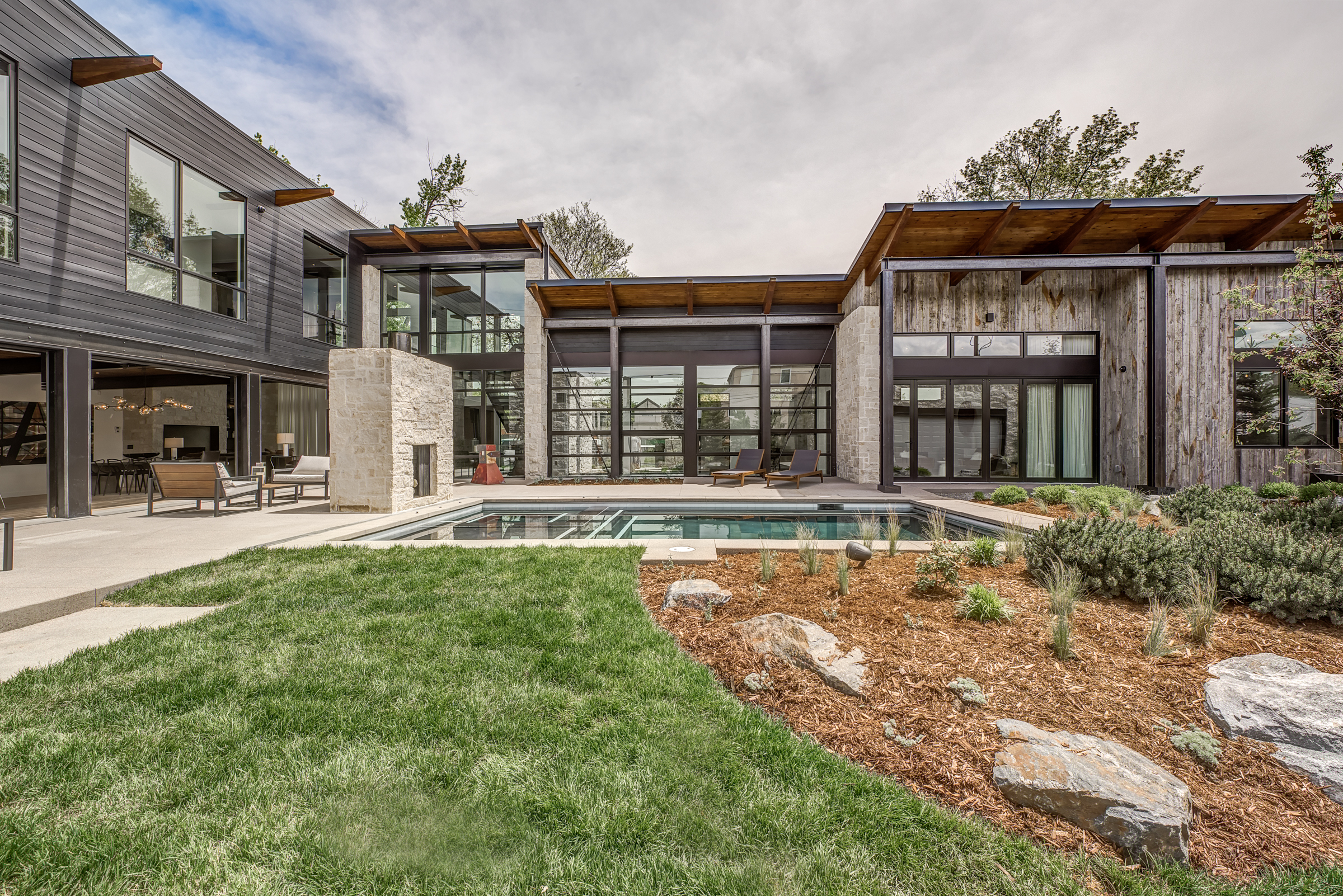 333 Milwaukee Street listed by LIV Sotheby's International Realty broker, Jeff Hendley, for $7,000,000.