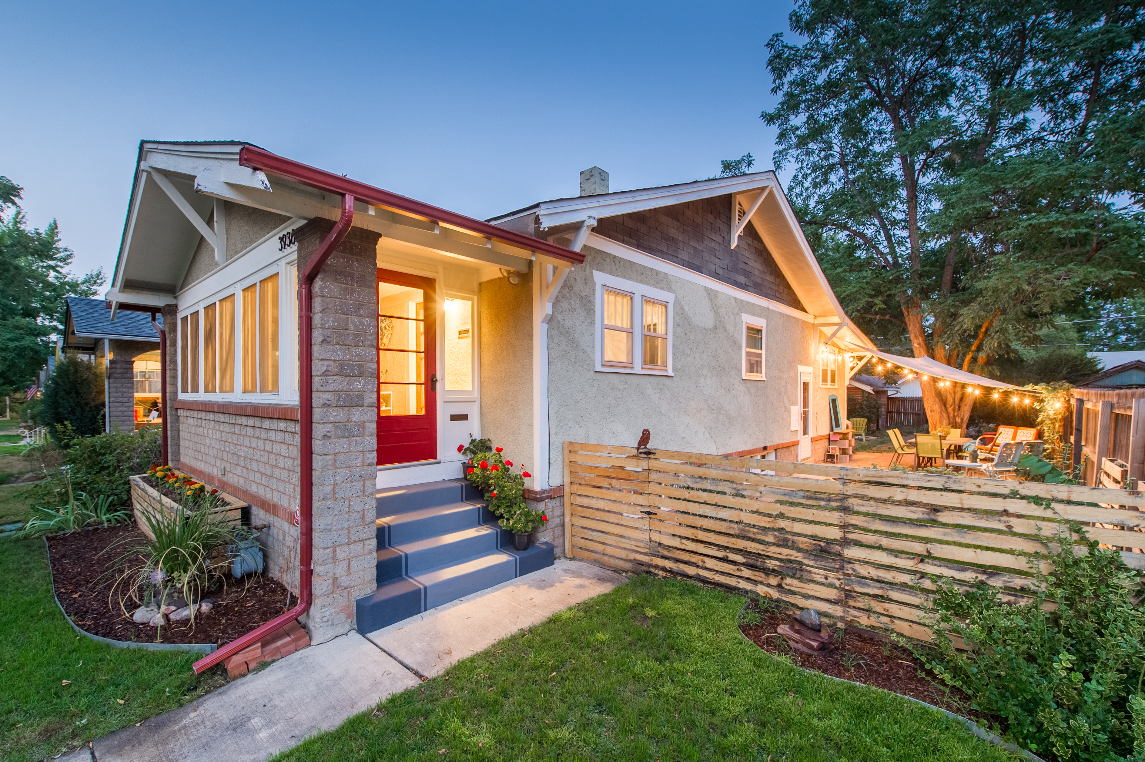 3936 Newton Street, Denver, CO. Listed for sale by LIV Sotheby's International Realty for $550,000.