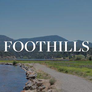 Foothills Report