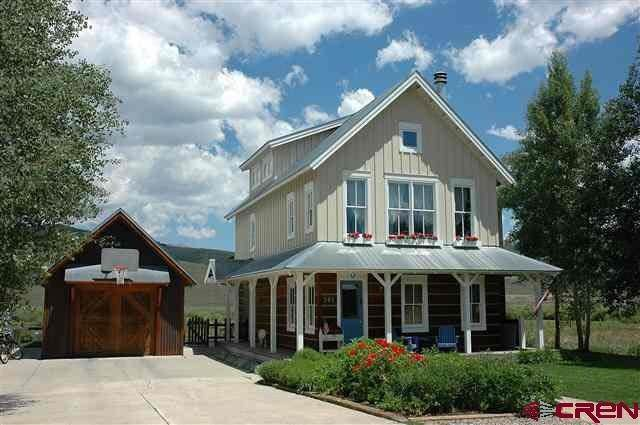 Single Family Homes at 301 Butte Avenue Crested Butte, Colorado 81224 United States