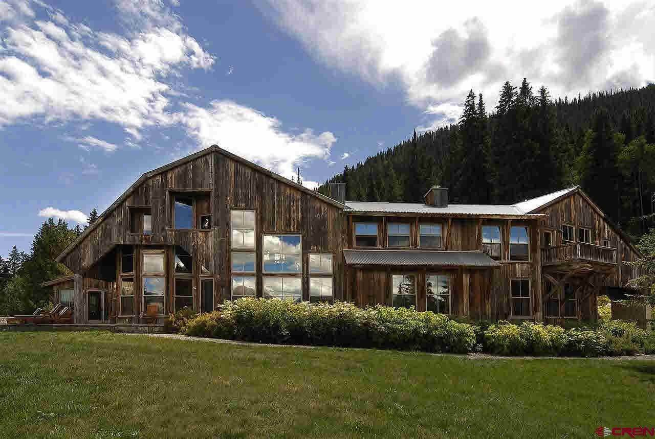 Single Family Homes at 535 Journeys End Road Crested Butte, Colorado 81224 United States