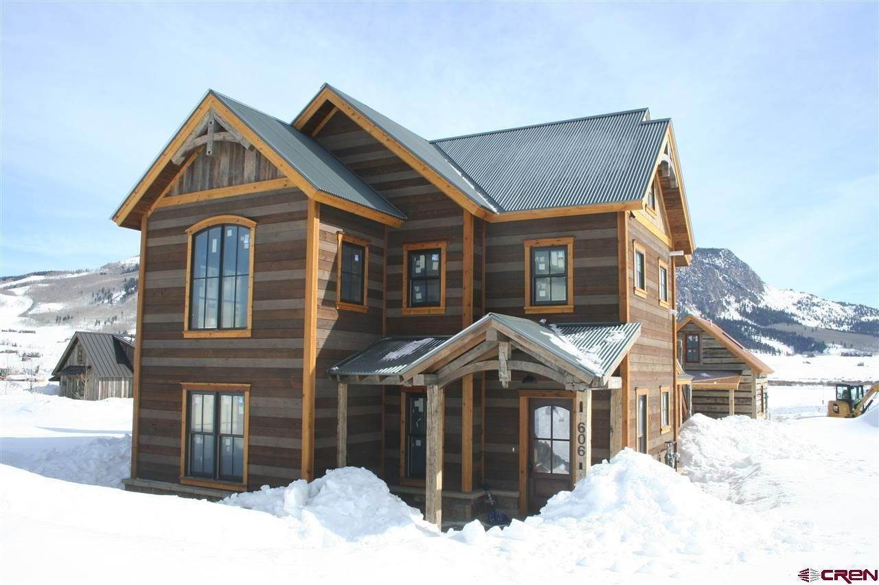 Single Family Homes at 606 9th Street Crested Butte, Colorado 81224 United States
