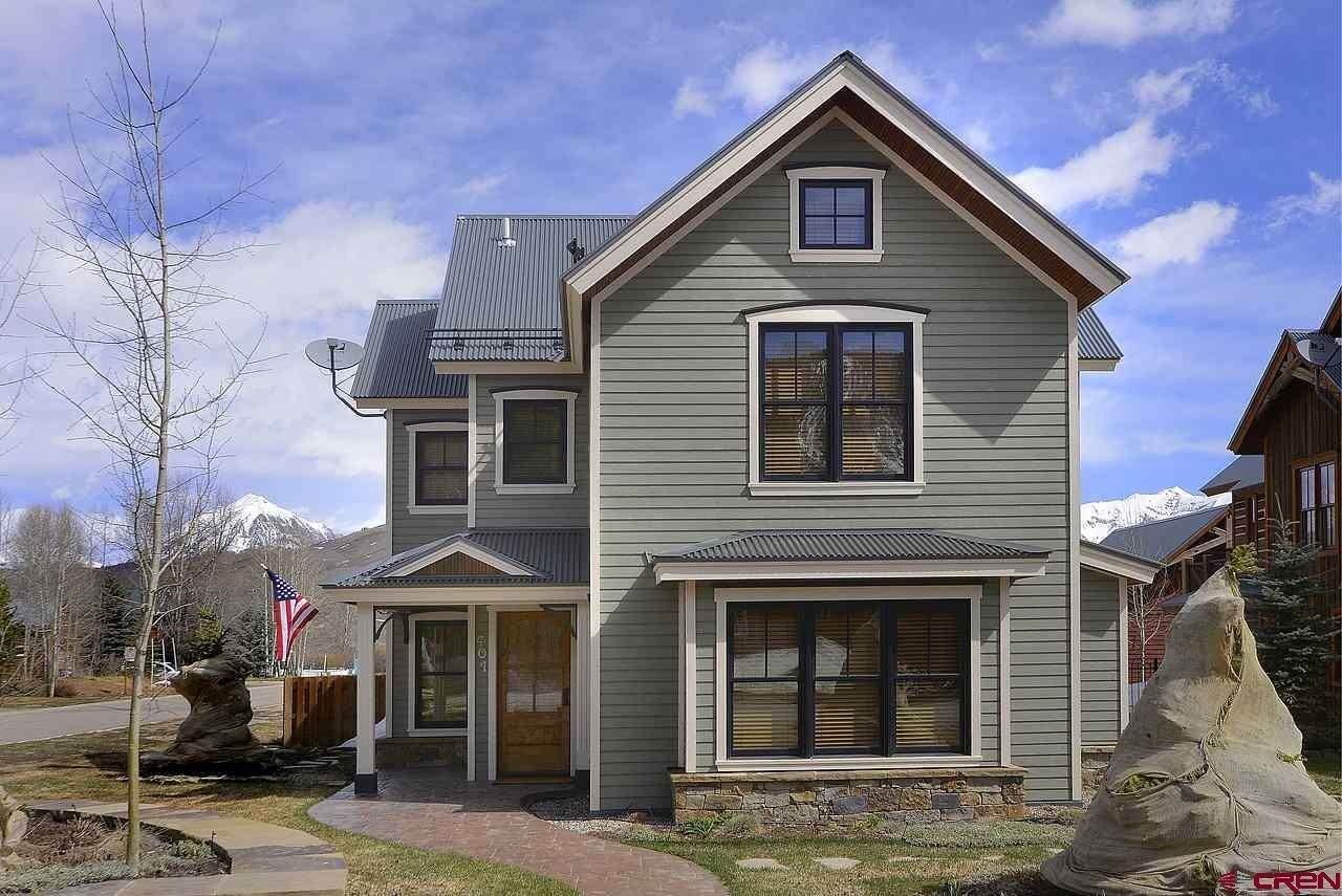 Single Family Homes at 401 Gothic Avenue Crested Butte, Colorado 81224 United States