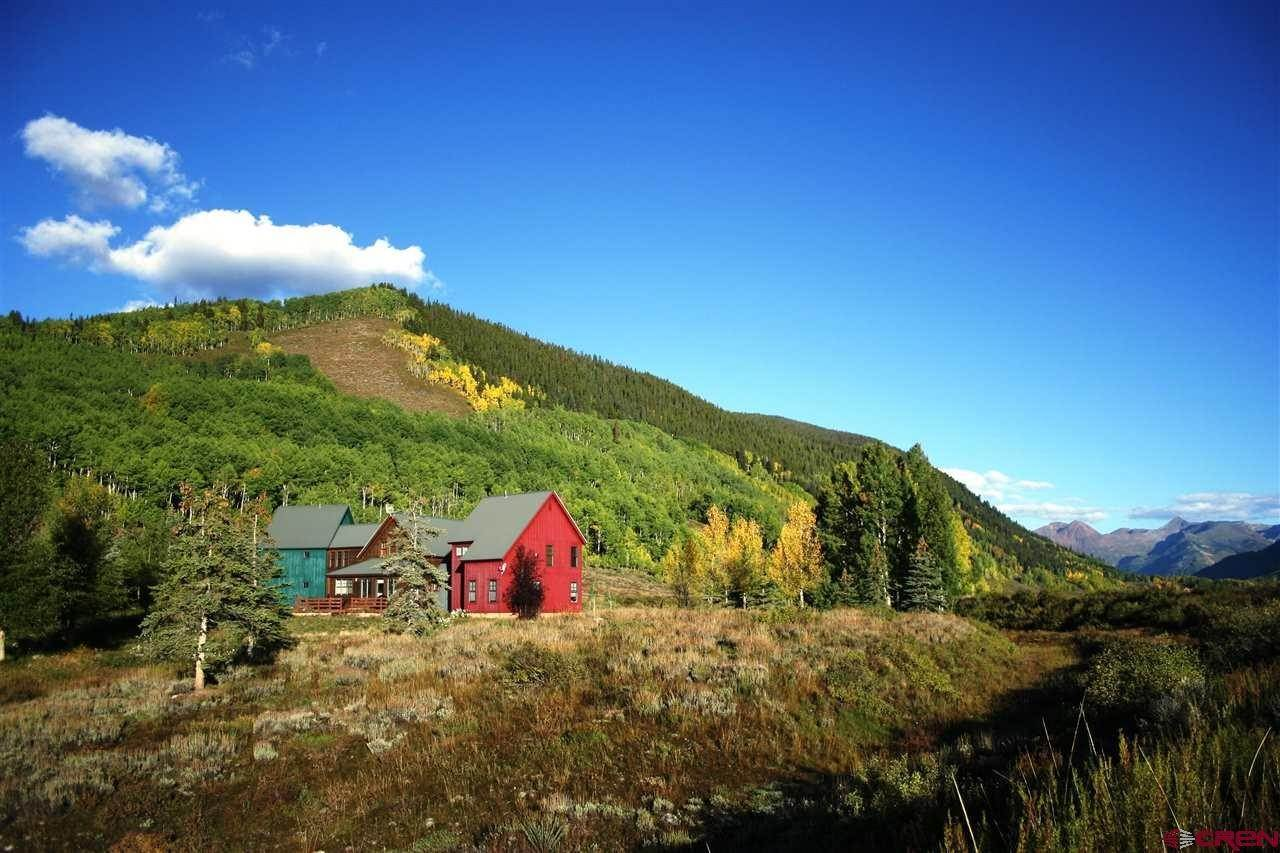 Single Family Homes at 781 County Road 4 Crested Butte, Colorado 81224 United States