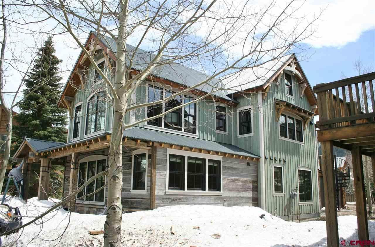 Single Family Homes at 10 Butte Avenue Crested Butte, Colorado 81224 United States