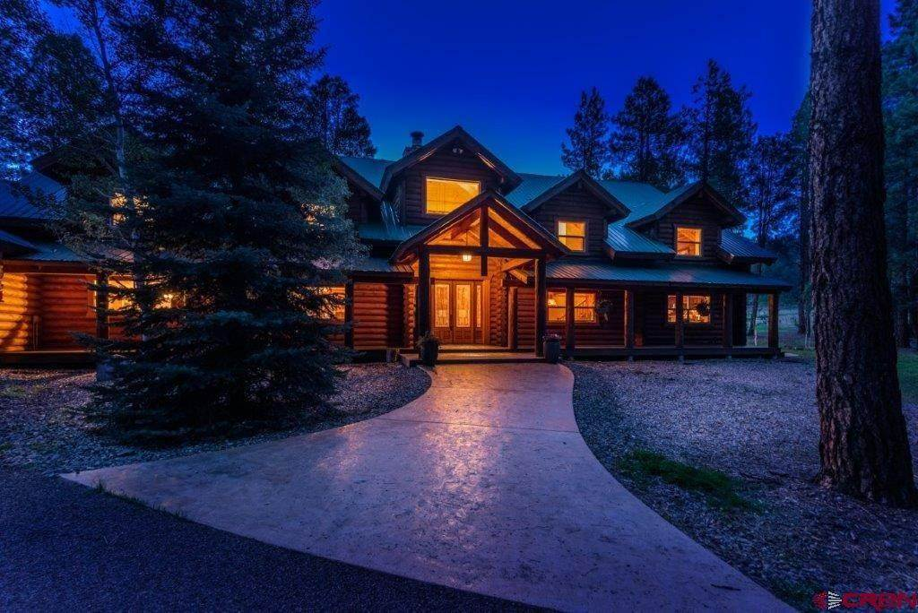 Single Family Homes for Active at 8380 E US Hwy 160 Pagosa Springs, Colorado 81147 United States