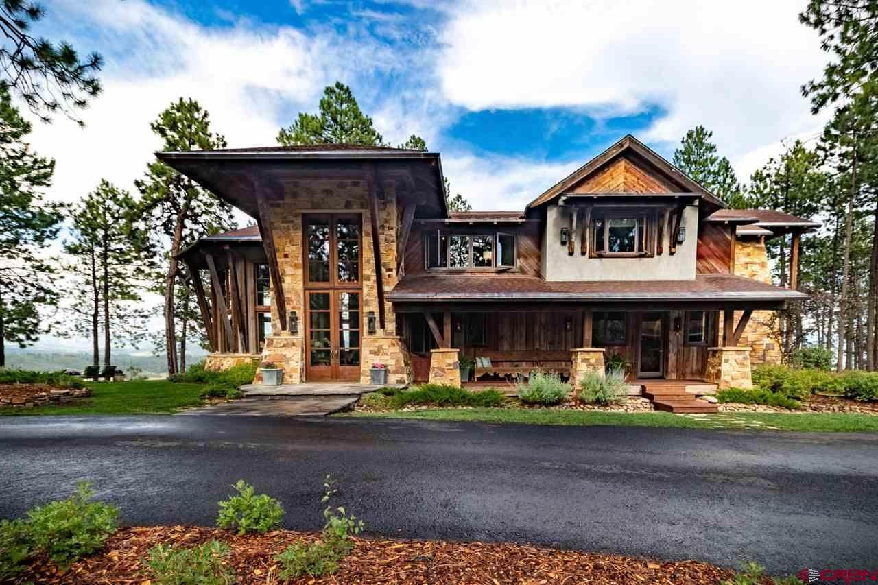 Single Family Homes for Active at 601 Piney Place Pagosa Springs, Colorado 81147 United States