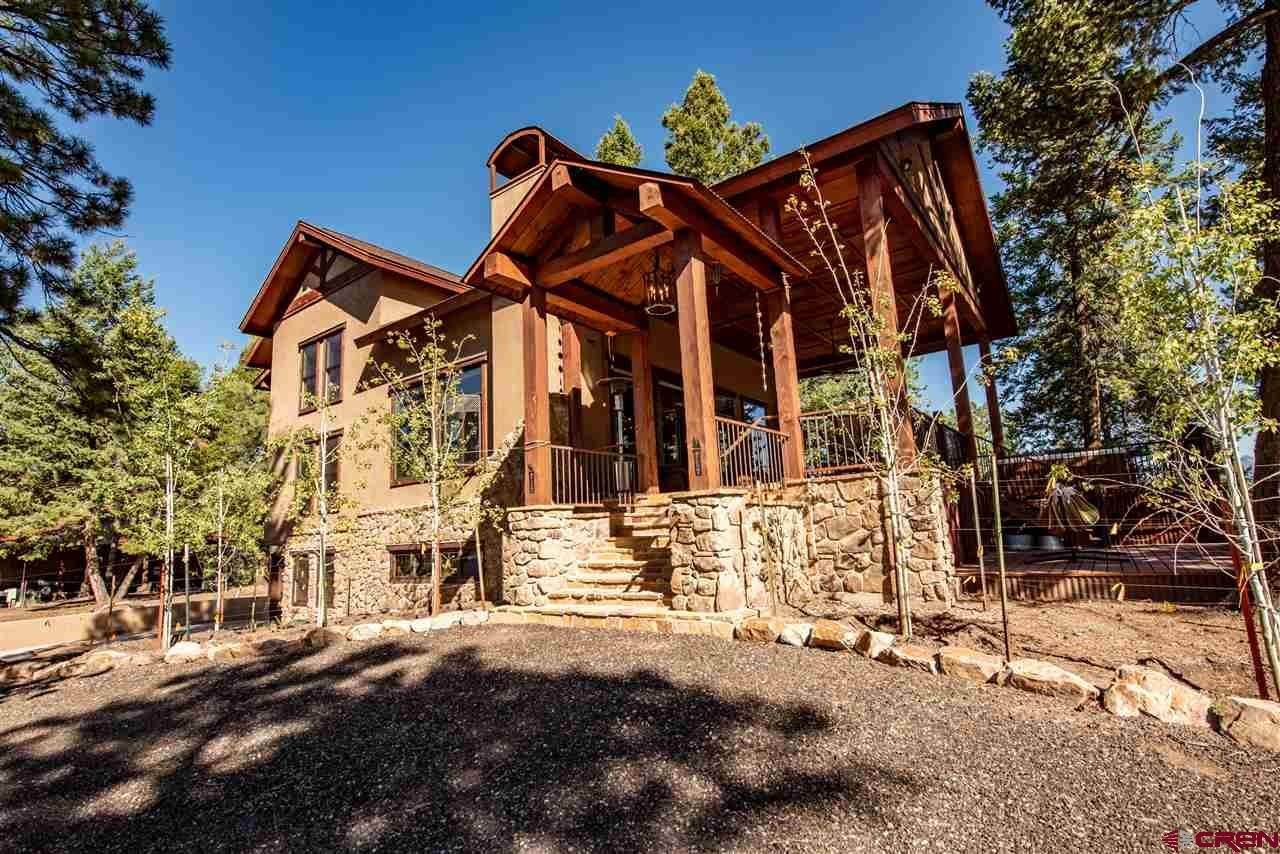 Single Family Homes for Active at 368 Kinley Court Pagosa Springs, Colorado 81147 United States