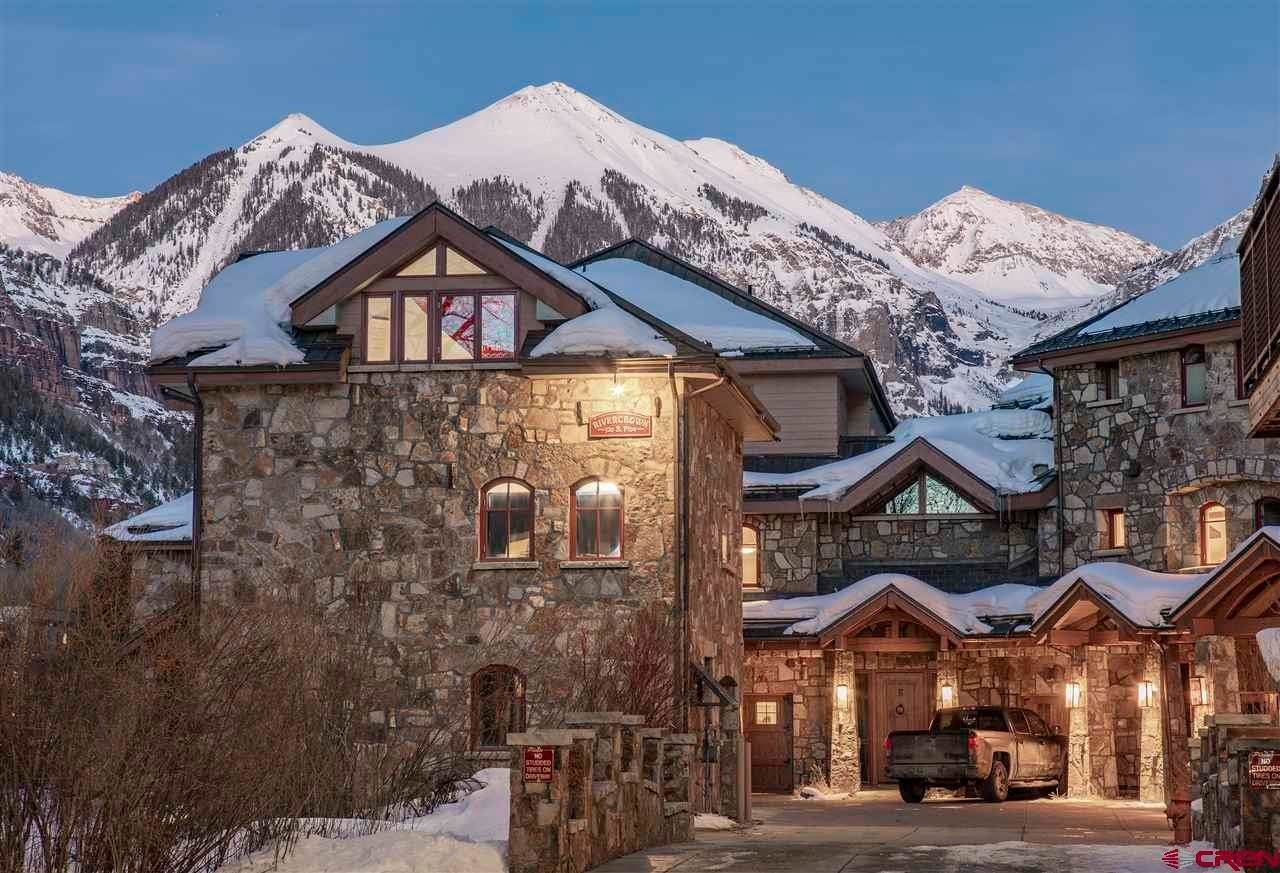 townhouses for Active at 320 S Pine Street Telluride, Colorado 81435 United States