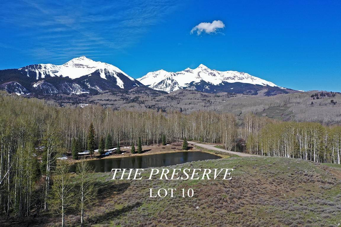 4. Land for Active at Lot 10 The Preserve Telluride, Colorado 81435 United States