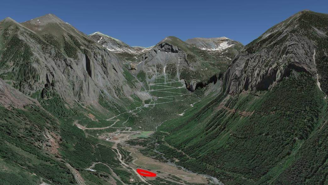 8. Land for Active at TBD Pandora Lane Telluride, Colorado 81435 United States