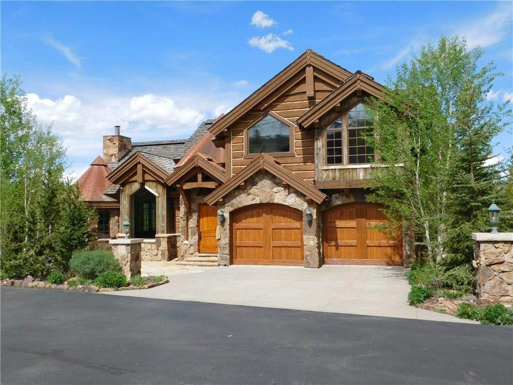 Single Family Homes for Active at 72 Snowy Ridge Road Breckenridge, Colorado 80424 United States