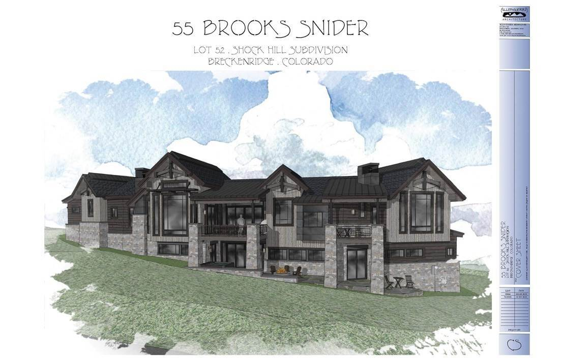 Single Family Homes for Active at 55 Brooks Snider Road Breckenridge, Colorado 80424 United States