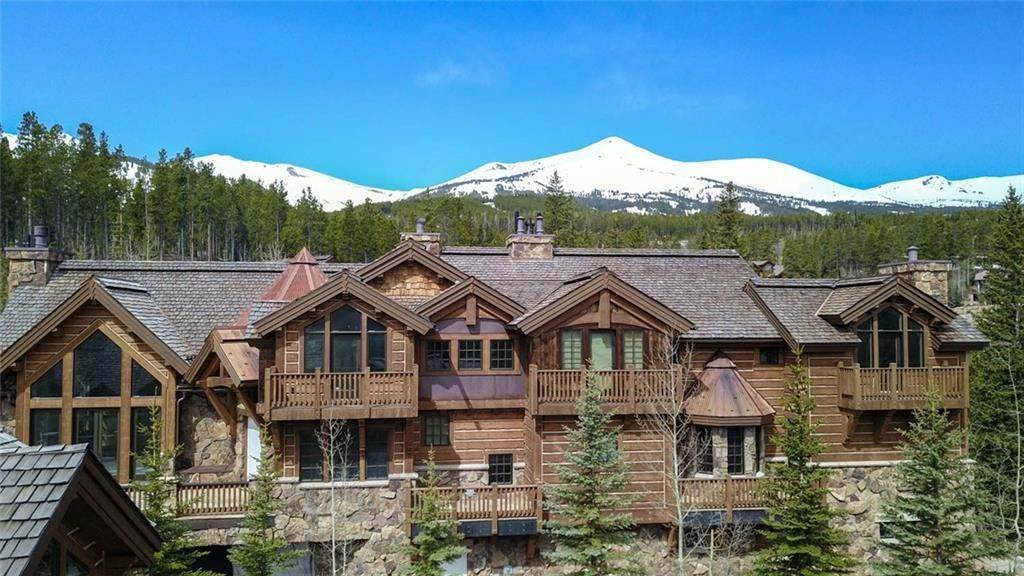 Single Family Homes for Active at 88 Snowy Ridge Road Breckenridge, Colorado 80424 United States