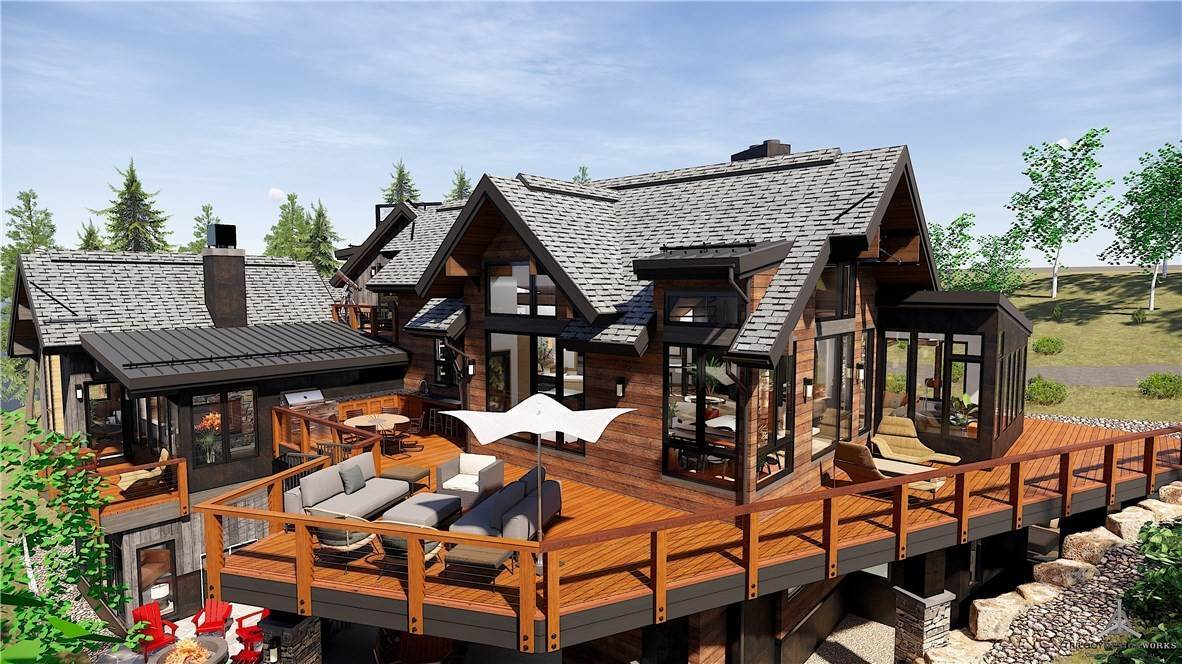 Single Family Homes for Active at 1144 Discovery Hill Drive Breckenridge, Colorado 80424 United States