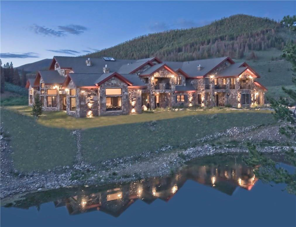 Single Family Homes for Active at 2345 Tiger Road Breckenridge, Colorado 80424 United States