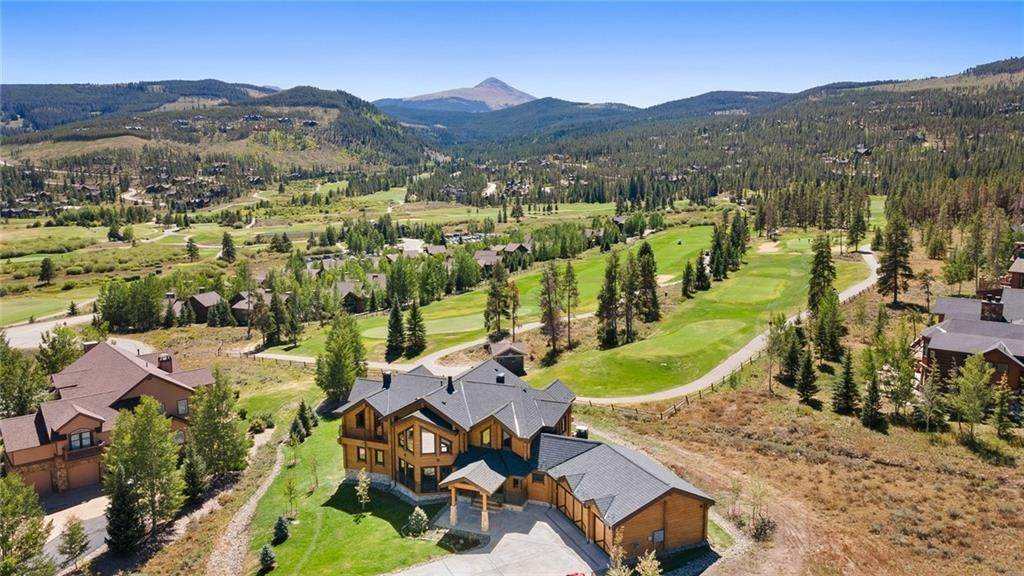 Single Family Homes for Active at 2446 Highlands Drive Breckenridge, Colorado 80424 United States
