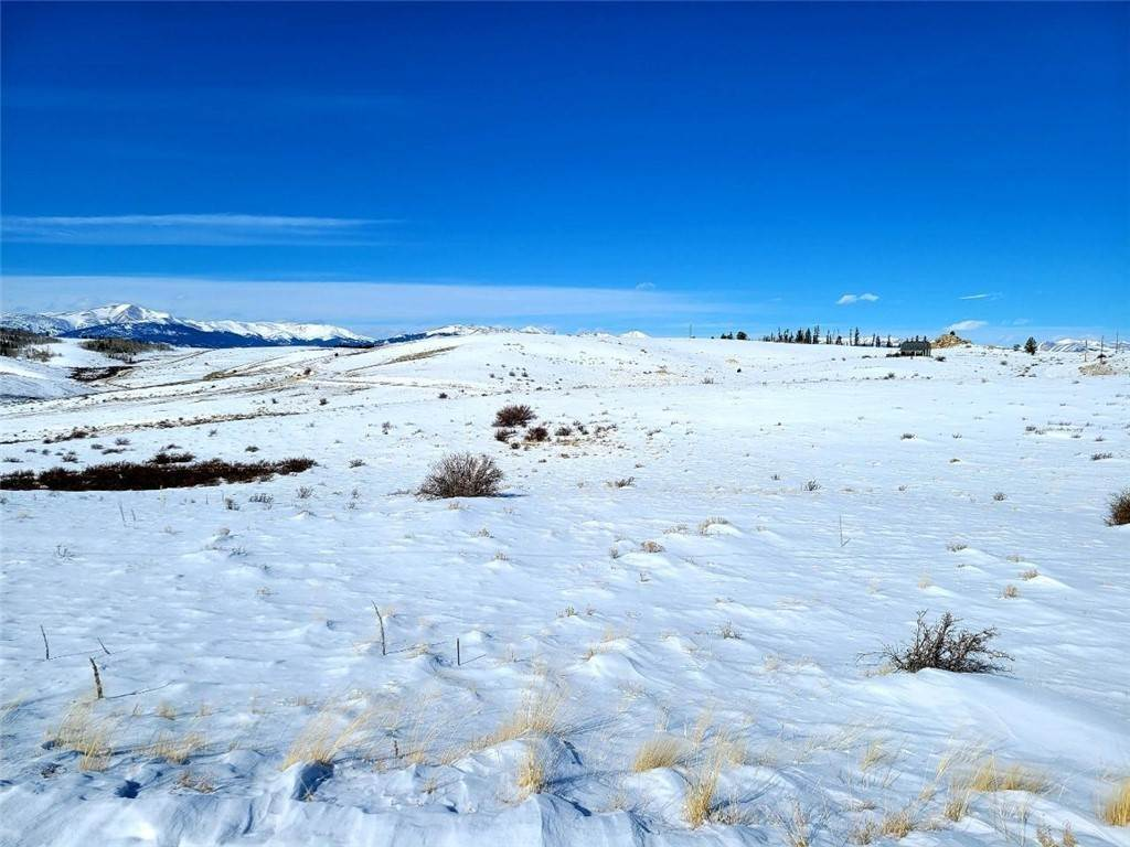 9. Land for Active at 247 Travois Road Como, Colorado 80432 United States