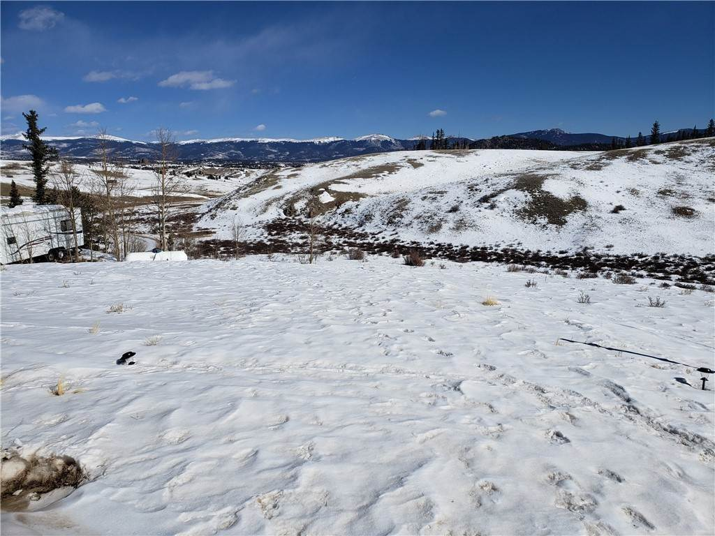 10. Land for Active at 76 Apache Path Como, Colorado 80432 United States