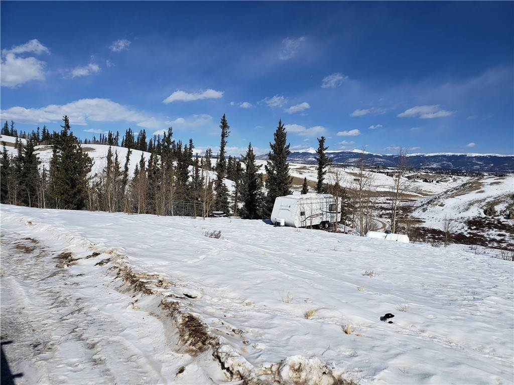 9. Land for Active at 76 Apache Path Como, Colorado 80432 United States