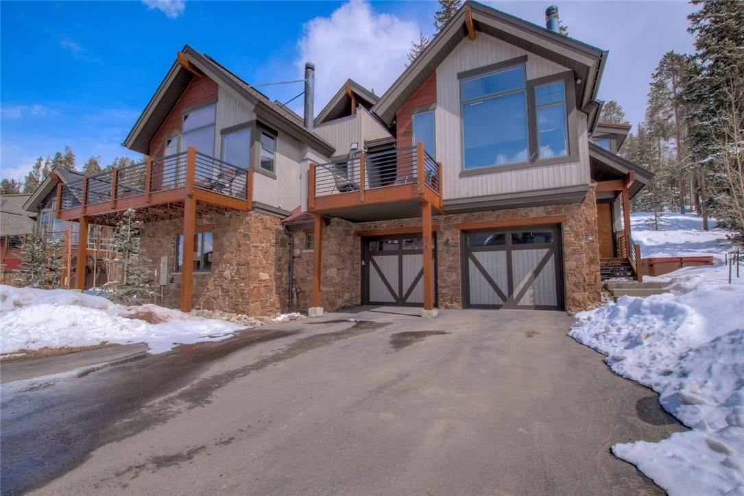 Duplex Homes for Active at 76 Luisa Drive Breckenridge, Colorado 80424 United States