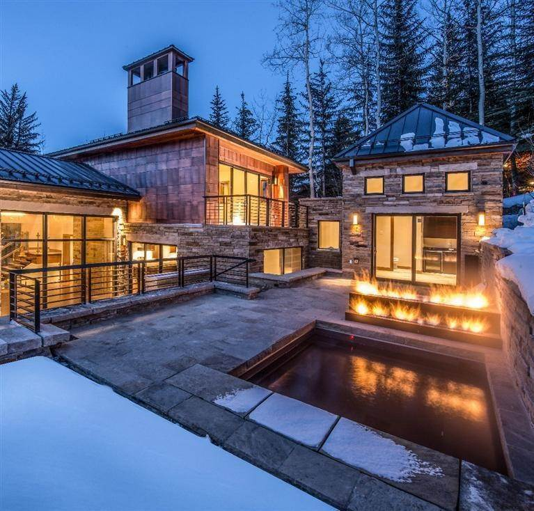 Single Family Homes at 446 Forest Road Vail, Colorado 81657 United States