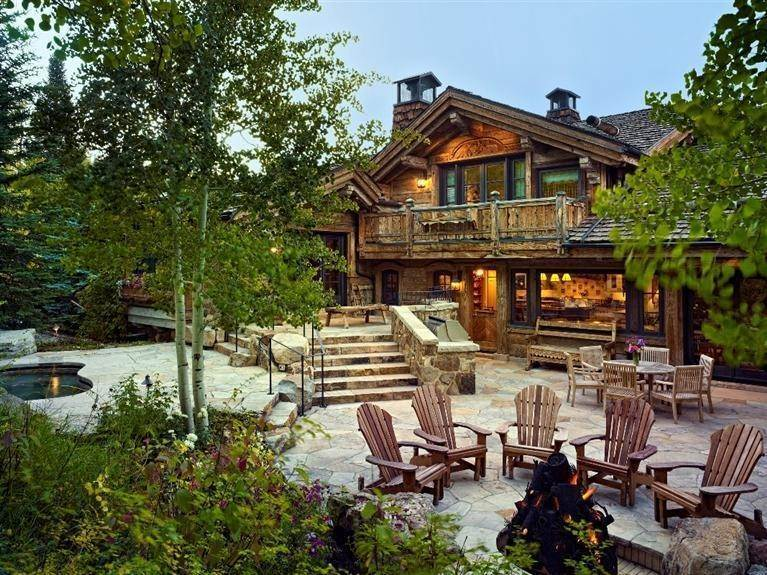 Single Family Homes at 97 Rockledge Road Vail, Colorado 81657 United States