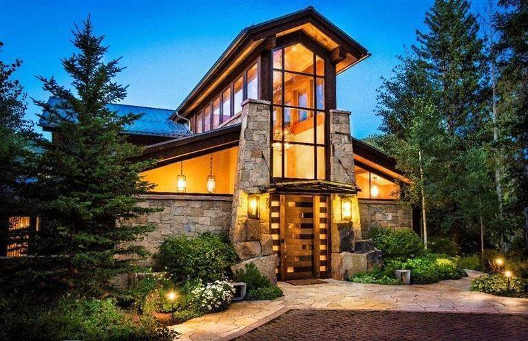 Single Family Homes at 107 Rockledge Road Vail, Colorado 81657 United States