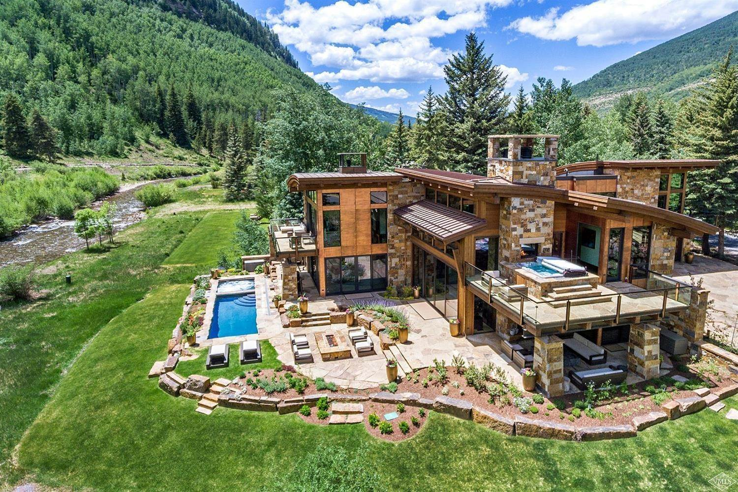 Single Family Homes at 2950 Booth Creek Drive Vail, Colorado 81657 United States