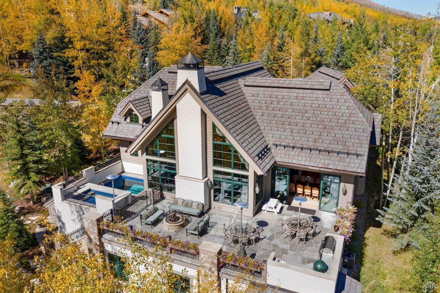 6. Single Family Homes for Active at 22 Strawberry Park Road Beaver Creek, Colorado 81620 United States