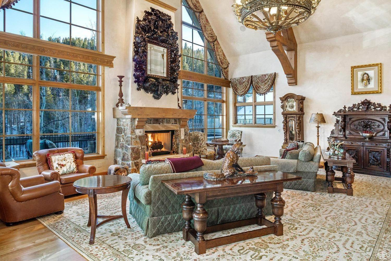 11. Single Family Homes for Active at 22 Strawberry Park Road Beaver Creek, Colorado 81620 United States