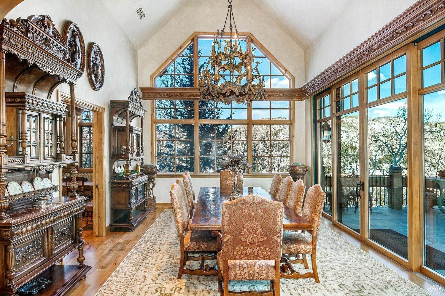 12. Single Family Homes for Active at 22 Strawberry Park Road Beaver Creek, Colorado 81620 United States