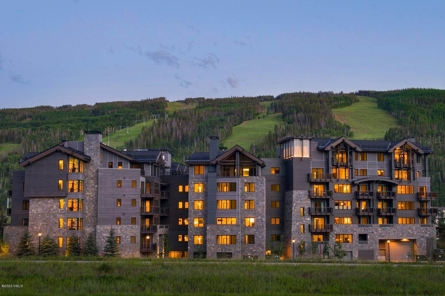 Condominiums for Active at 701 Lionshead Circle Vail, Colorado 81657 United States