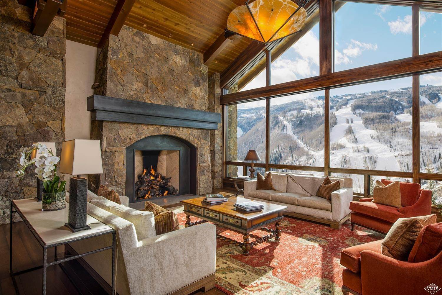 3. Single Family Homes for Active at 1000 Spraddle Creek Road Vail, Colorado 81657 United States