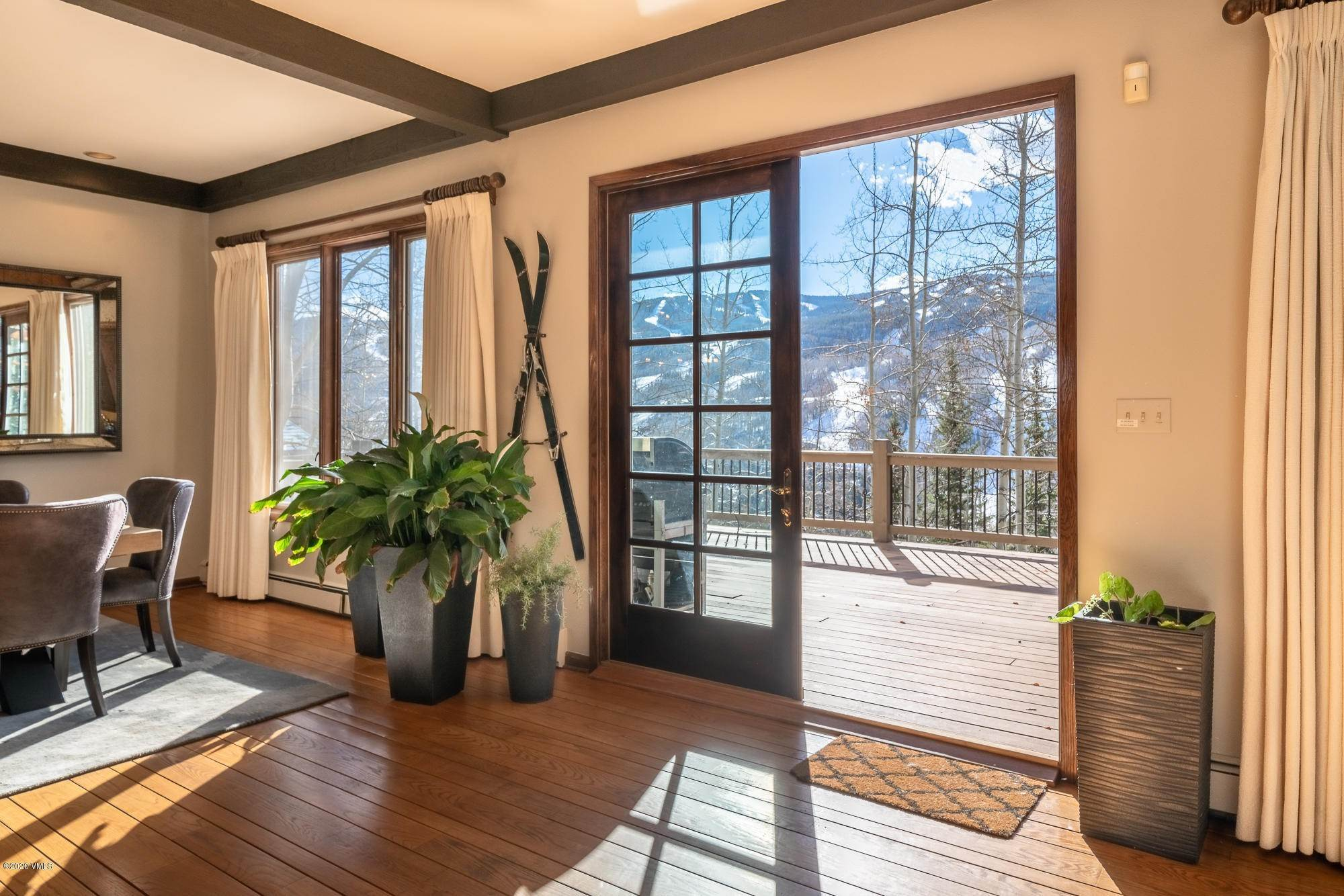 7. Single Family Homes for Active at 797 Potato Patch Drive Vail, Colorado 81657 United States