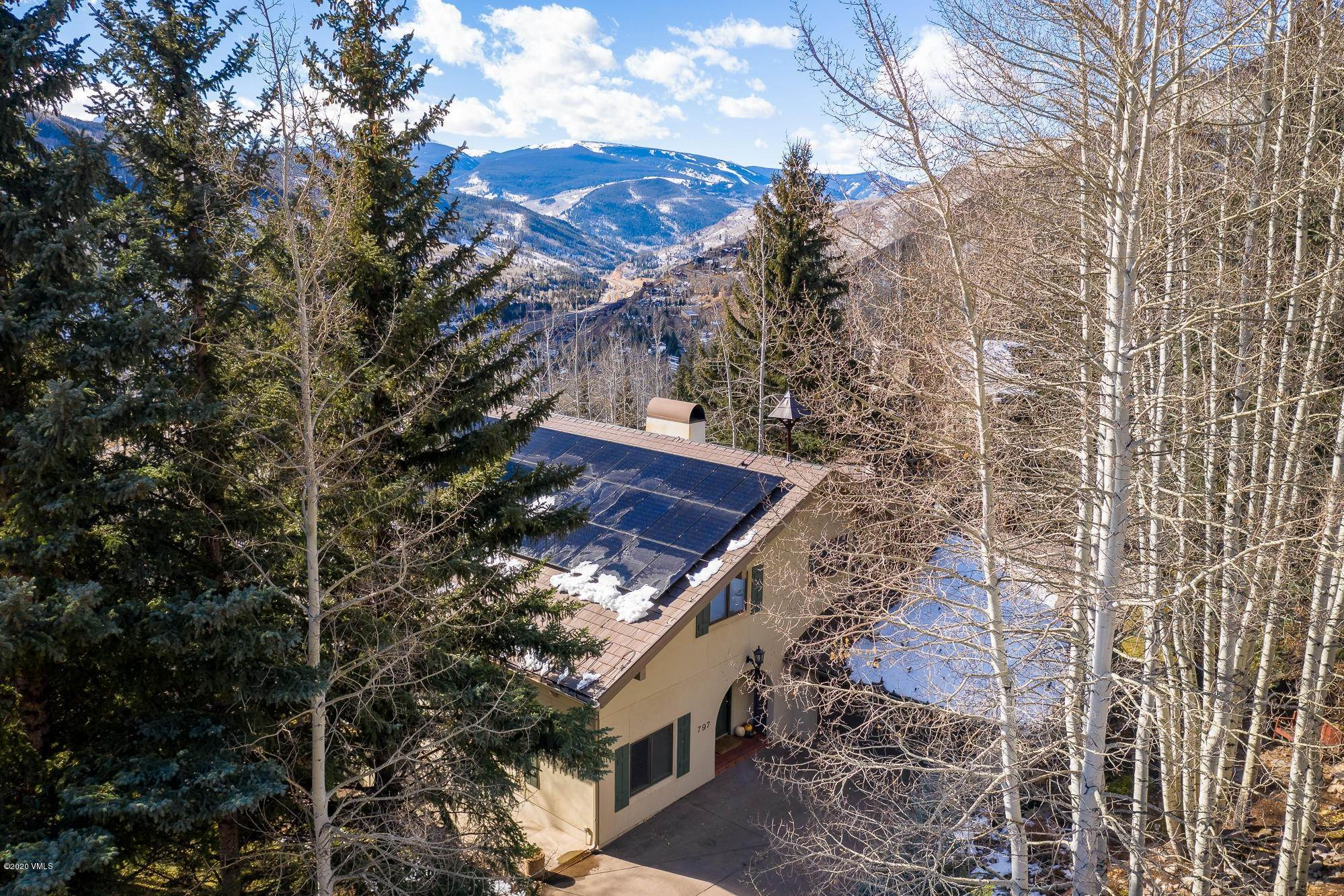 2. Single Family Homes for Active at 797 Potato Patch Drive Vail, Colorado 81657 United States