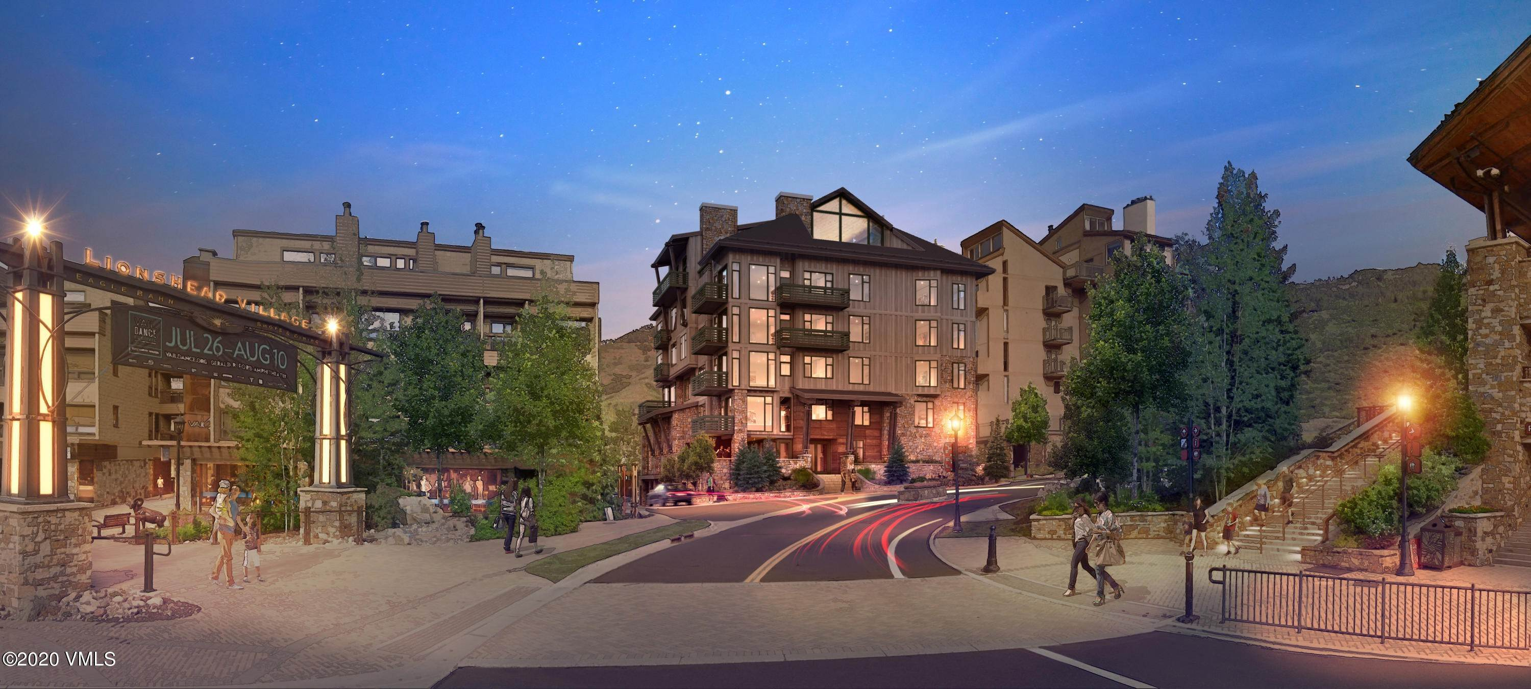 Condominiums for Active at 534 Lionshead Circle Vail, Colorado 81657 United States