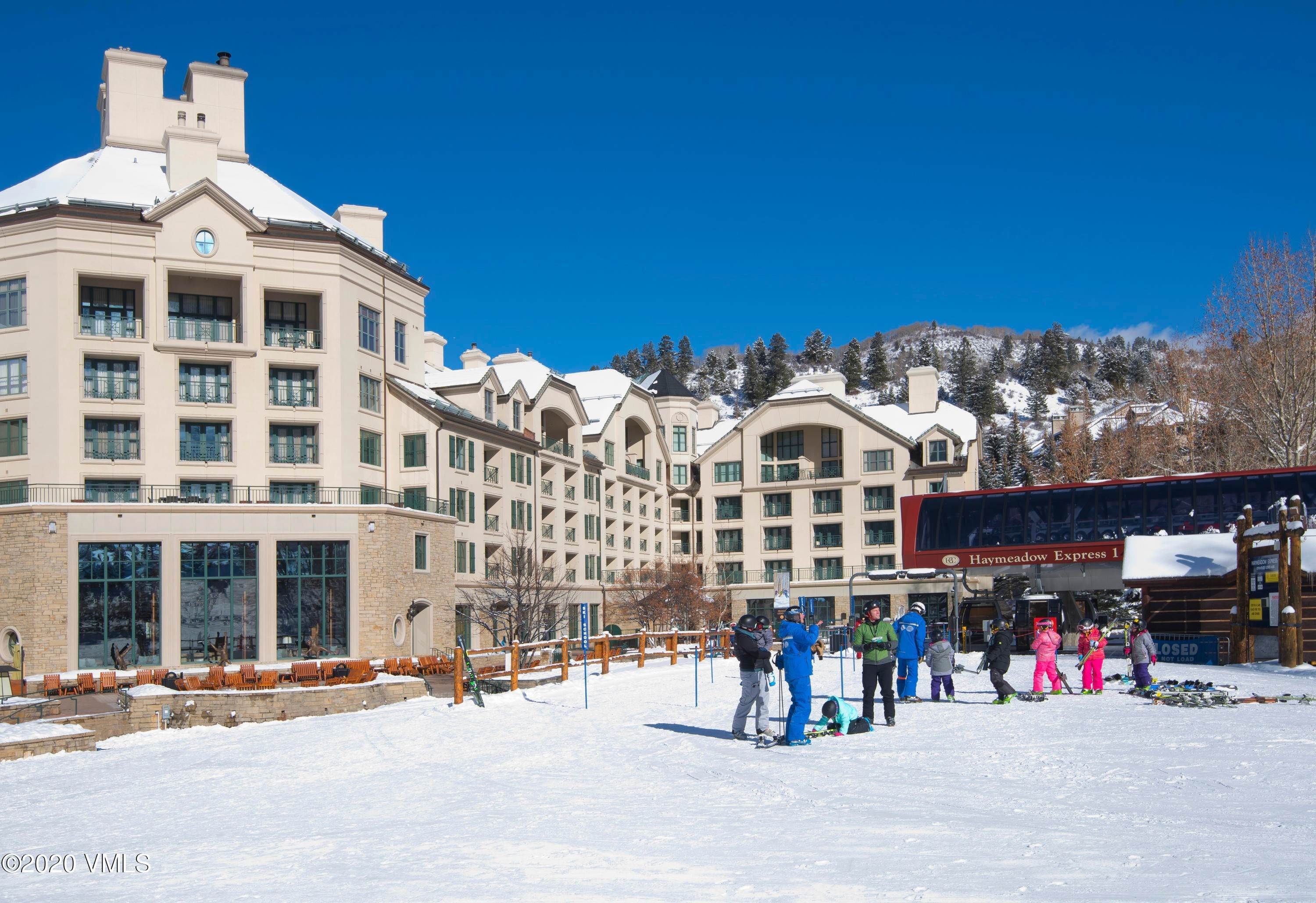 4. fractional ownership prop for Active at 100-Wk 2 Thomas Place Beaver Creek, Colorado 81620 United States