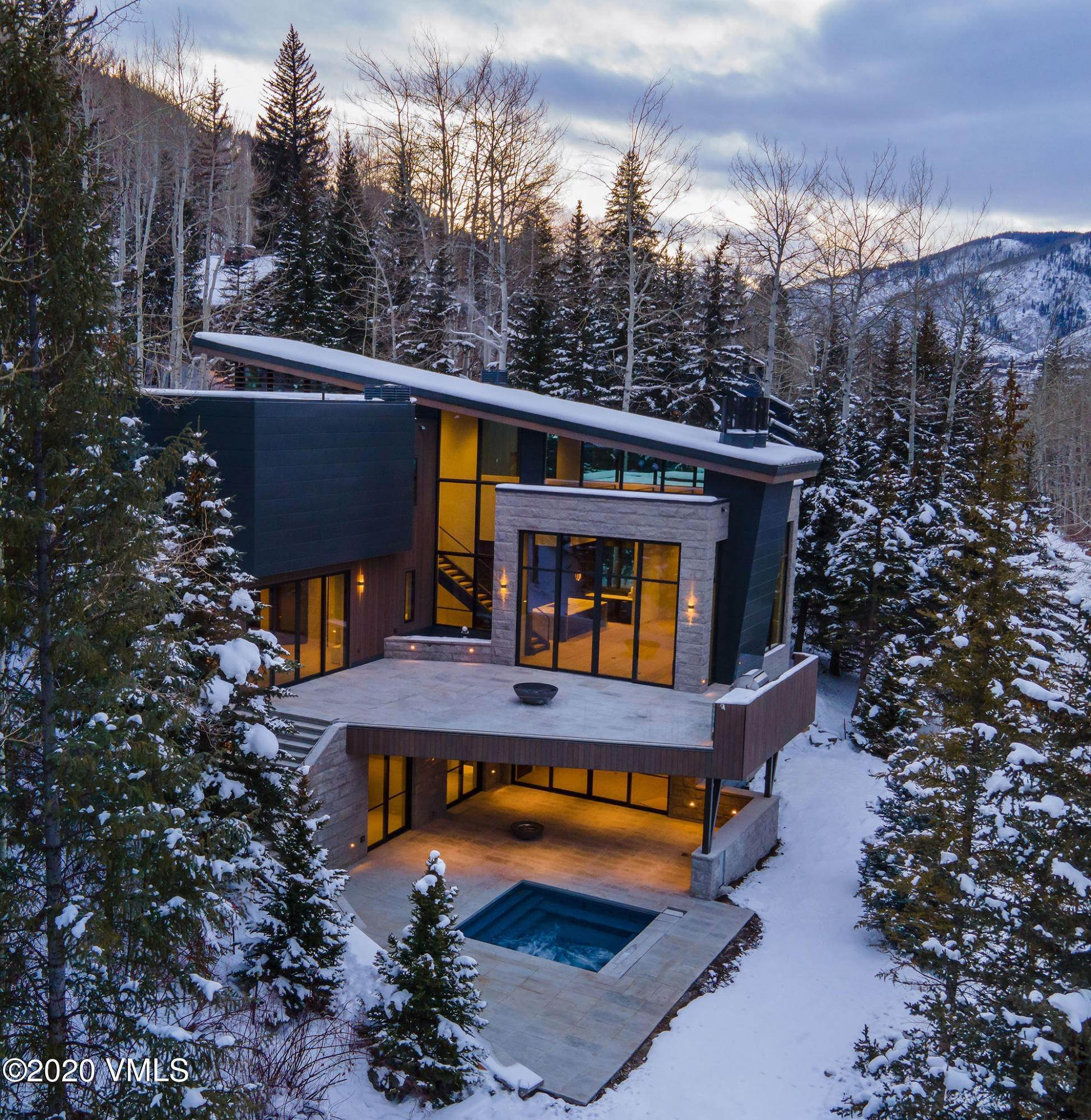 Single Family Homes for Active at 307 Rockledge Road Vail, Colorado 81657 United States