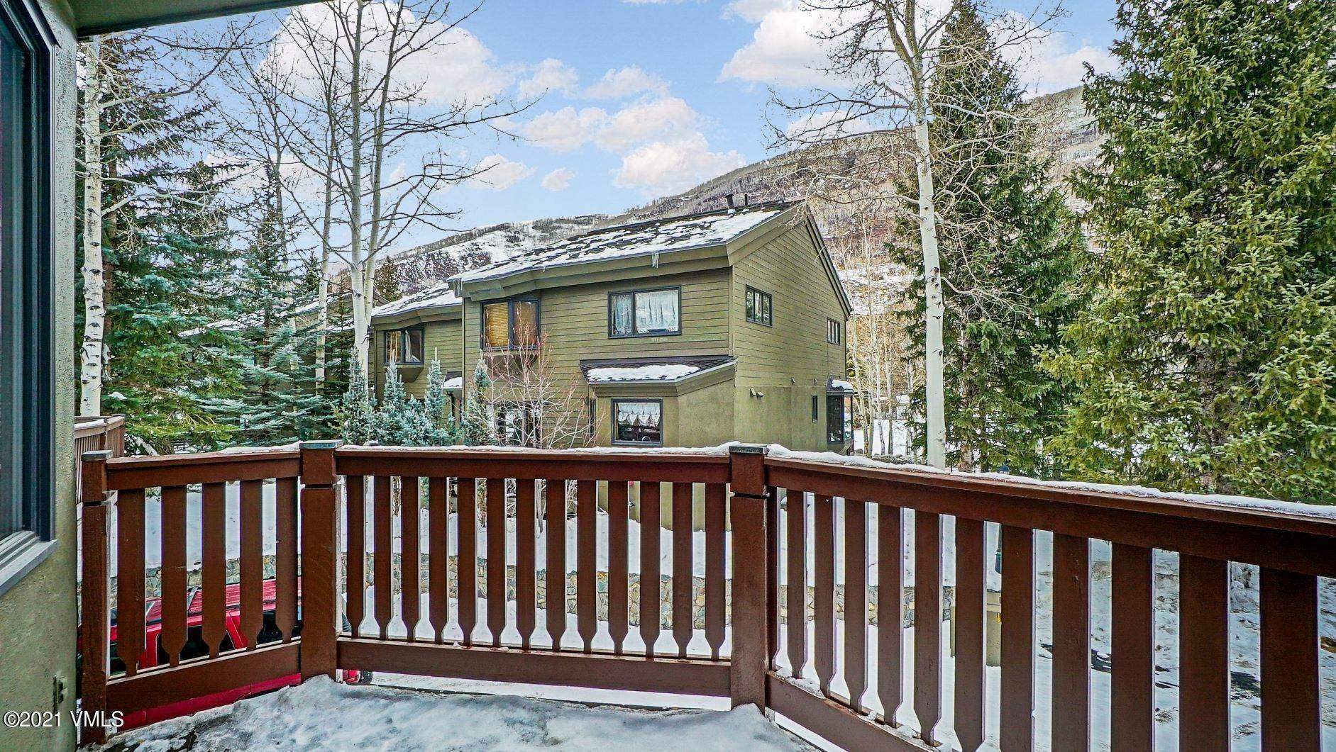 6. townhouses for Active at 1670 Fallridge Road Vail, Colorado 81657 United States