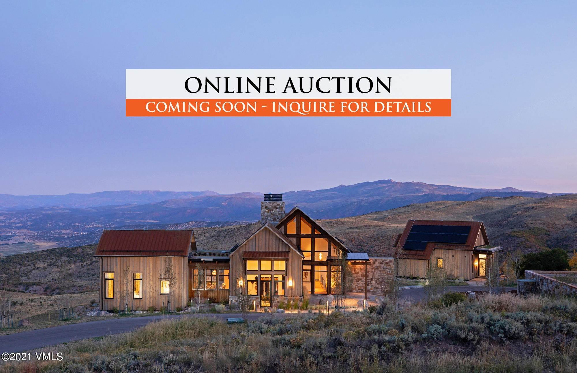 Single Family Homes for Active at 594 Winchester Edwards, Colorado 81632 United States