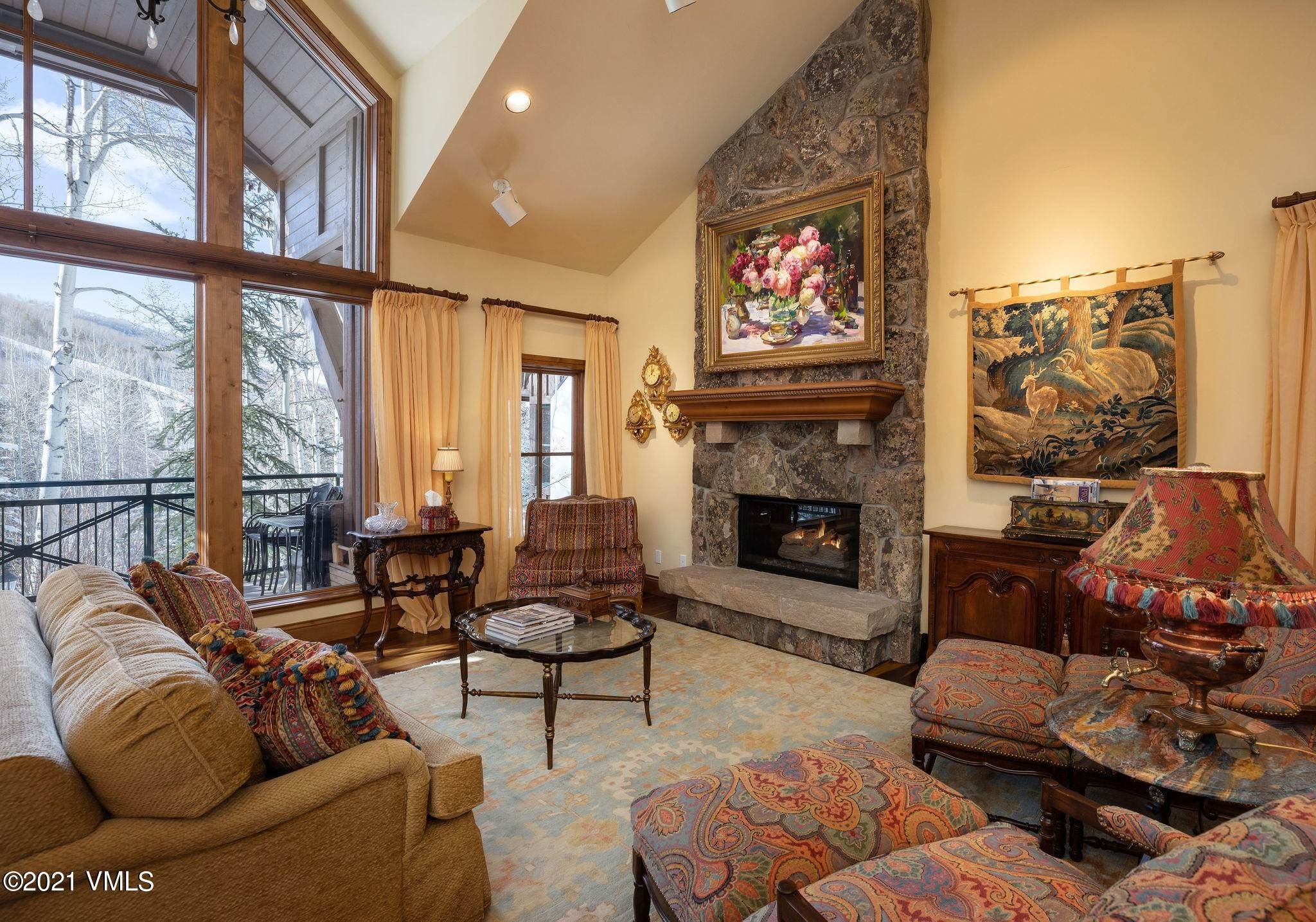 townhouses for Active at 63 Avondale Lane Beaver Creek, Colorado 81620 United States