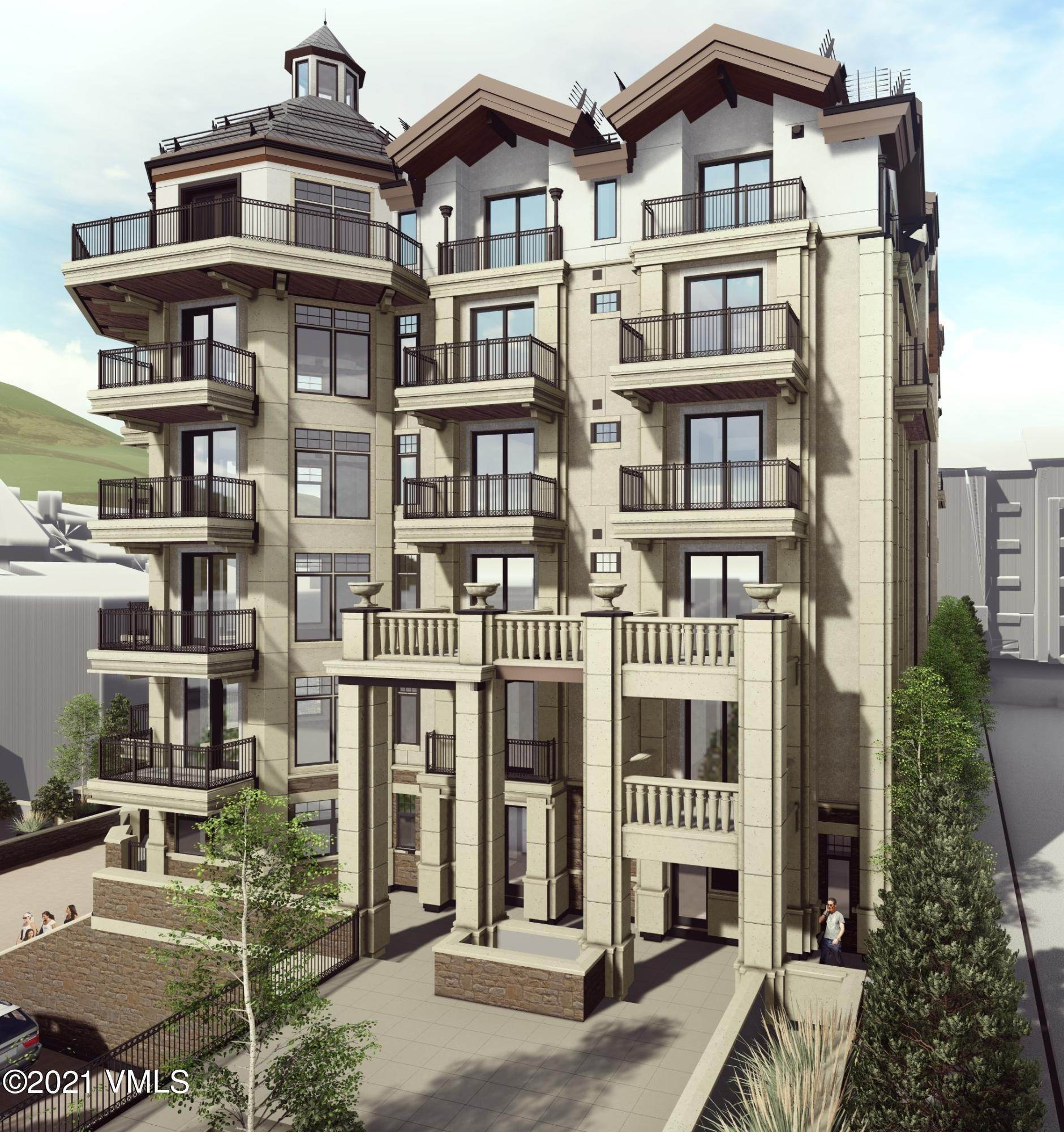 Condominiums for Active at 500 Lionshead Circle Vail, Colorado 81657 United States