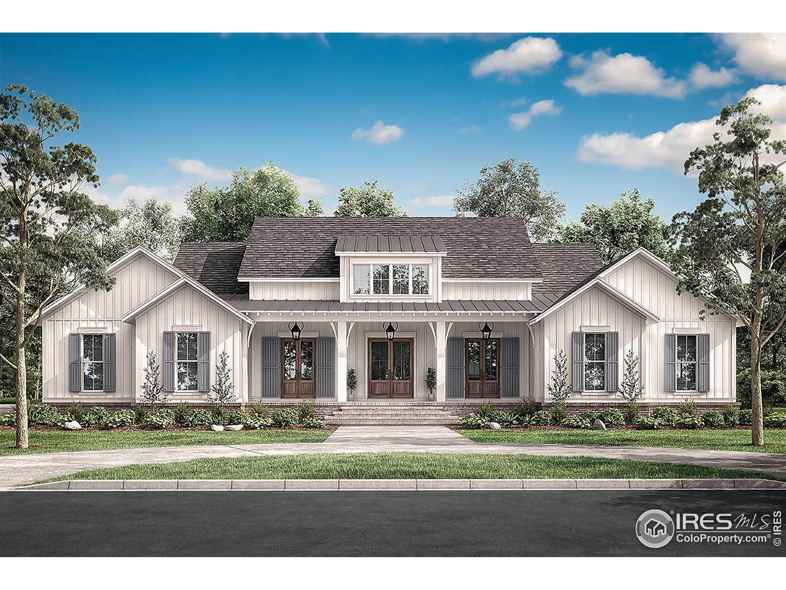 Single Family Homes for Active at County Road 13 Loveland, Colorado 80537 United States