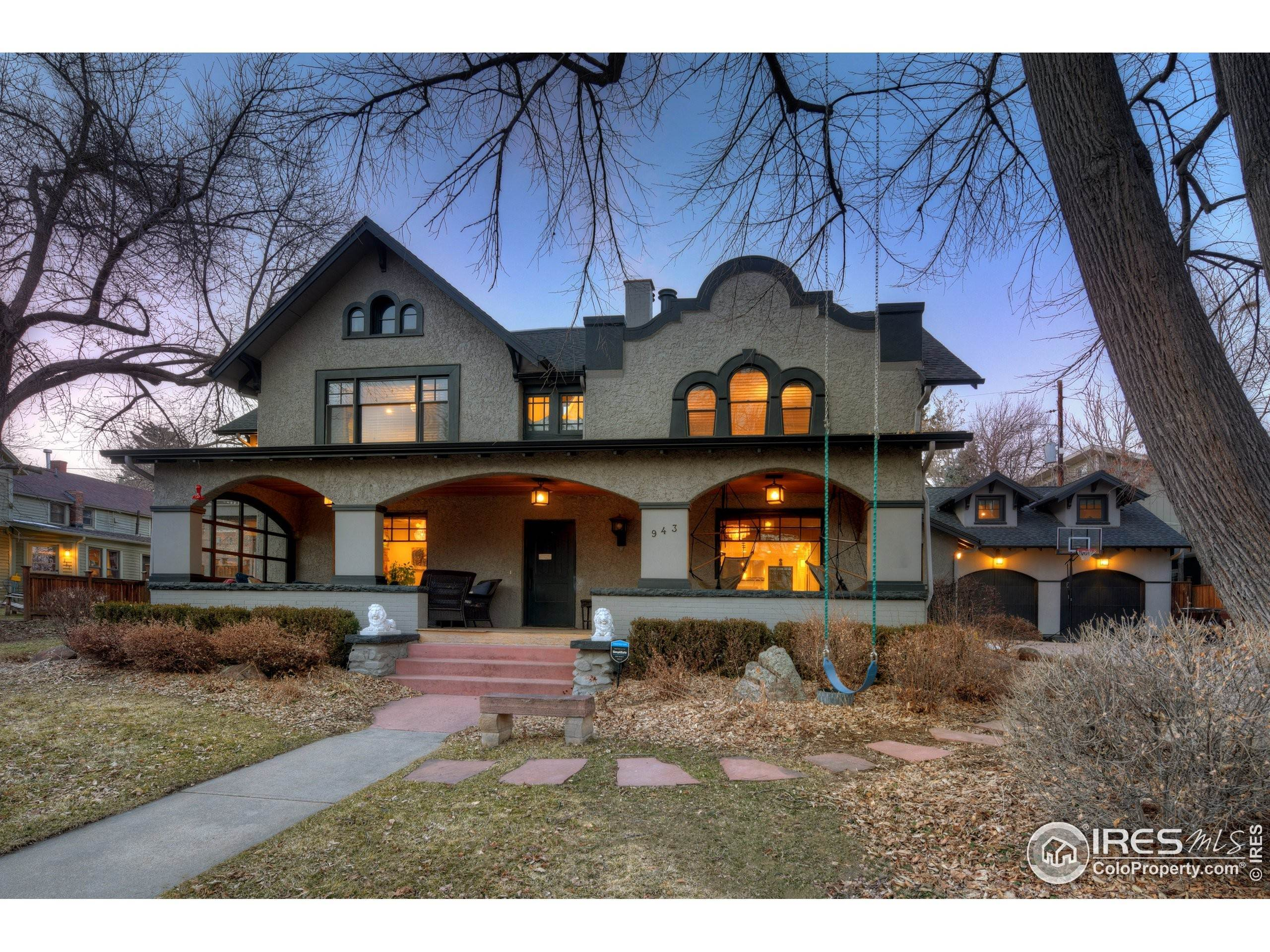 Single Family Homes for Active at 943 Spruce Street Boulder, Colorado 80302 United States