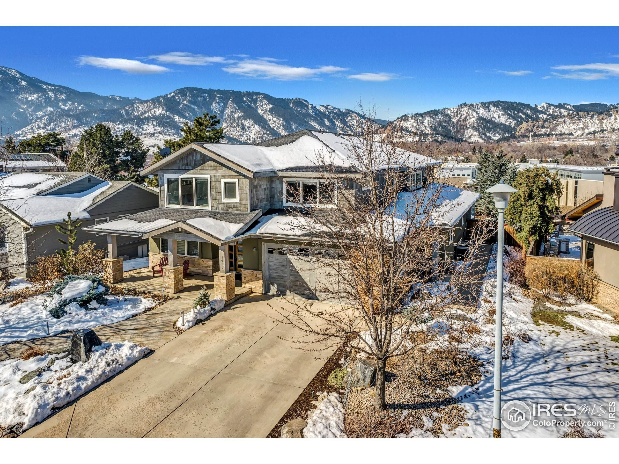 Single Family Homes for Active at 1435 Sunset Blvd Boulder, Colorado 80304 United States
